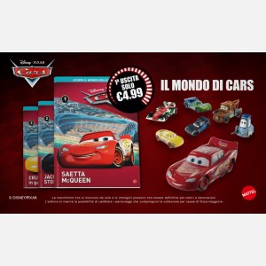 MATTEL Cars Collection (ed. 2020)