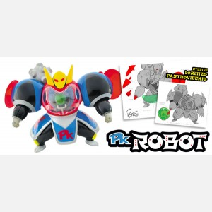 Disney Topolino presenta PK ROBOT