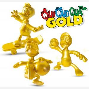 Qui, Quo e Qua Gold - Limited Edition