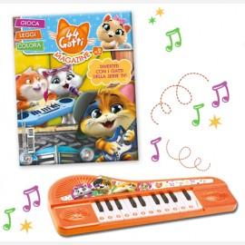 Numero 2 + Tastiera per suonare come Polpetta