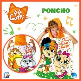 Il Poncho di 44 Gatti