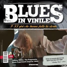 Johnny Winter, The Progressive Blues Experiment
