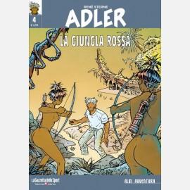 Adler - La giungla rossa