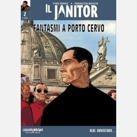 Il Janitor - Fantasmi a Porto Cervo