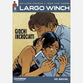 Largo Winch 10