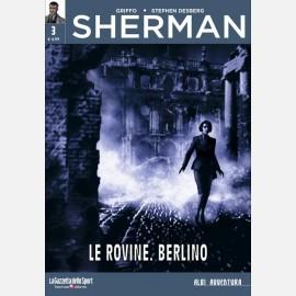 Sherman - Le rovine. Berlino