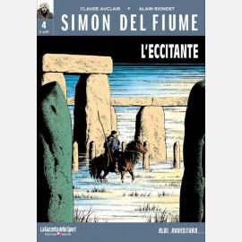 Simon del fiume - L'eccitante