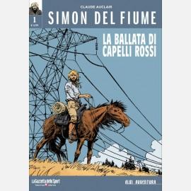 Simon del fiume - La ballata di Capelli Rossi