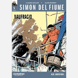 Simon del fiume - Naufragio