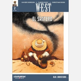 W.E.S.T. - El Santero