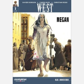 W.E.S.T. - Megan