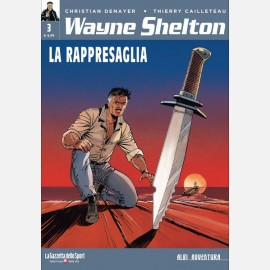 Wayne Shelton 3