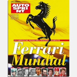 Ferrari Mundial - I 9 campioni del mondo del Cavallino Rampante
