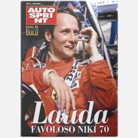 Lauda - Favoloso Niki 70 + Cofanetto porta fascicoli