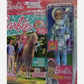 Aprile 2020 +  Barbie astronauta