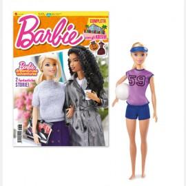 Ottobre 2021 + Barbie giocatrice di Beach Volley (GHT22)