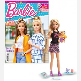 Settembre 2021 + Barbie Skipper Baby Sitter Bionda (GRP13)