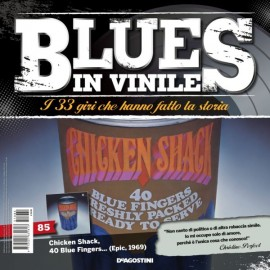 Chicken Shack, Forty Blue Fingers