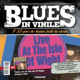 Taste, Live on the Isle Of Wight