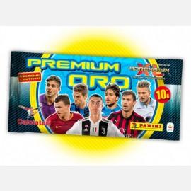 Premium Oro (1 Bustina Premium + 3 Limited Edition: IMMOBILE, CUTRONE e FLORENZI + 1 Card Online)