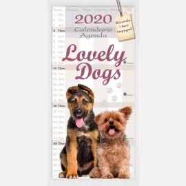Calendario Lovely Dogs 2020