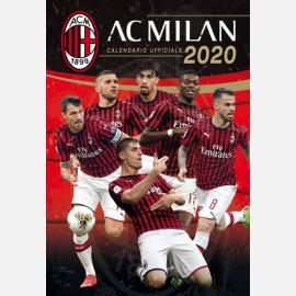Calendario Milan 2020 - Verticale