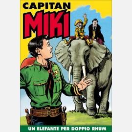 Un elefante per Doppio Rhum