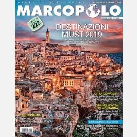 Destinazioni must 2019 (Dicembre 2018/ Gennaio 2019)