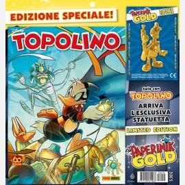 Topolino N° 3419 + Paperinik Gold