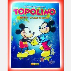 Topolino N° 3284 con Cover Variant (Mickey - 90 anni di magia!)