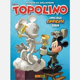 Topolino N° 3309 con Cover Variant (Comicon 2019)