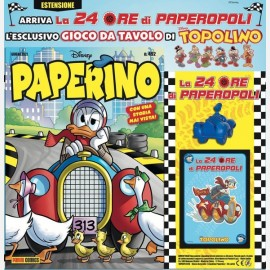 Paperino - Giugno 2021 (N° 492) + 313 di Paperino + 23 carte