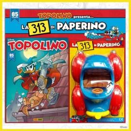 Topolino N° 3316 + La 313 di Paperino (Parte #1: automobile)