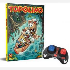 Topolino N° 3426 + Radiocomando Topodrone