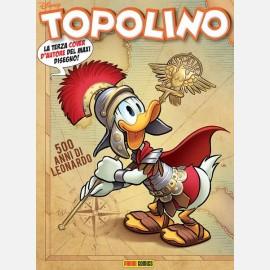 Topolino N° 3314 - Copertina-puzzle 3 di 4