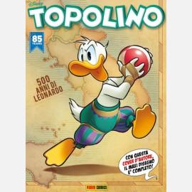 Topolino N° 3315 + Copertina-puzzle 4 di 4