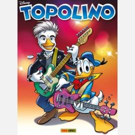 Topolino N° 3318 con in copertina Luciano Ligabue