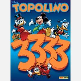 Topolino N° 3333 + Bustina Calciatori Adrenalyn XL 2019-20