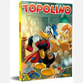 """Topolino N° 3391 (contiene la storia """"Topolino e l'avventura della Minni Alata"""")"""