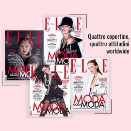 Numero 36 del 2019 - Speciale Fashion Week (4 cover variant)