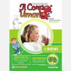 """Fascicolo """"I Reni"""" + DVD in HD"""