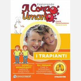 """Fascicolo """"I trapianti"""""""
