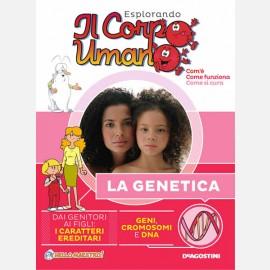 """Fascicolo """"La genetica"""""""