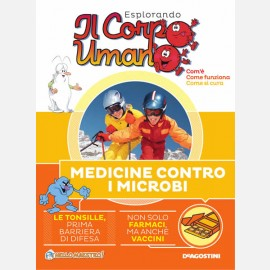 """Fascicolo """"Medicine contro i microbi"""""""