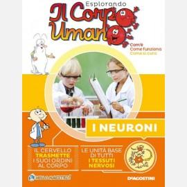 I neuroni, volumetto + DVD
