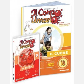 Il cuore, volumetto + DVD + Speciale CORONAVIRUS