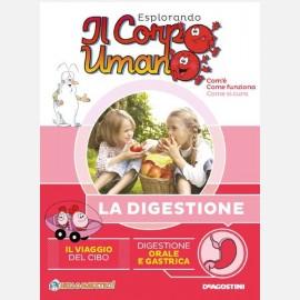 La digestione, volumetto + DVD