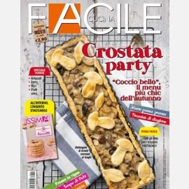Crostata Party (Numero 9 - Settembre 2018)