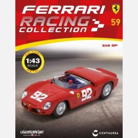 Ferrari 246 SP 1000 km Nürburigrin 1962