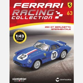 Ferrari 250 GT Berlinetta Sperimentale 24 h Le mans 1961